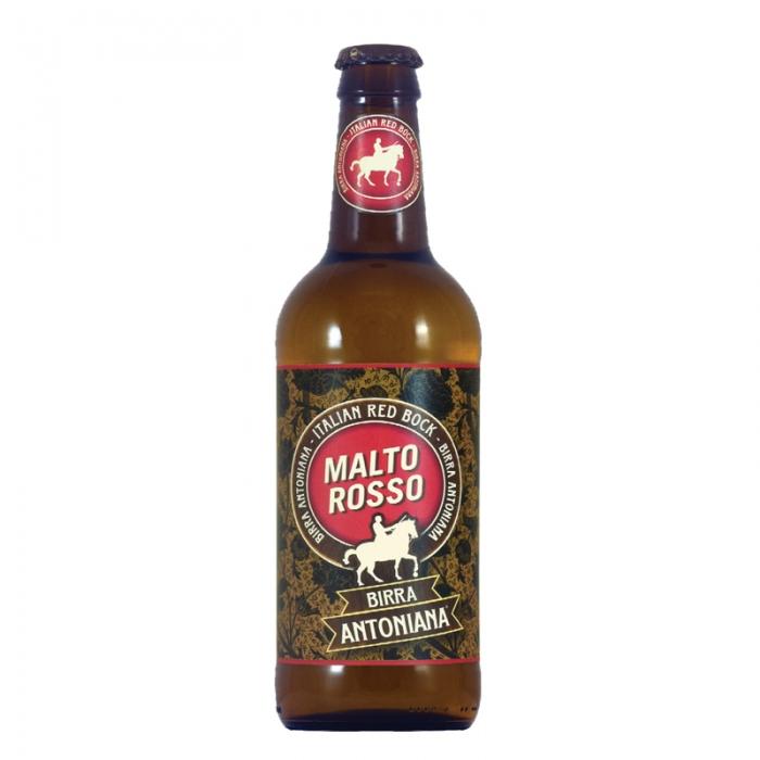 birra antoniana malto rosso 50cl