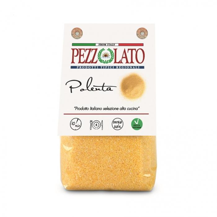 Polenta gialla Pezzolato