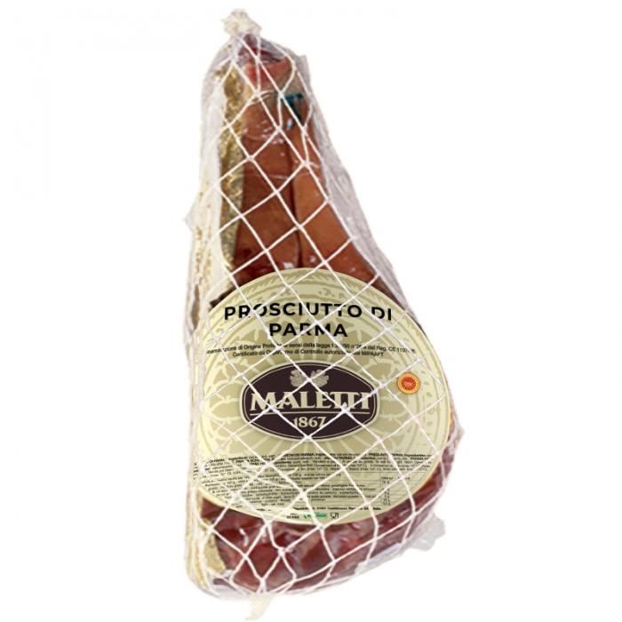 Confezione di Natale con Prosciutto di Parma da 3,5 kg