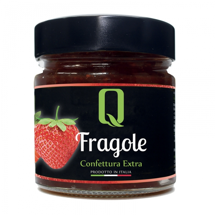 Confettura di fragole gr.250