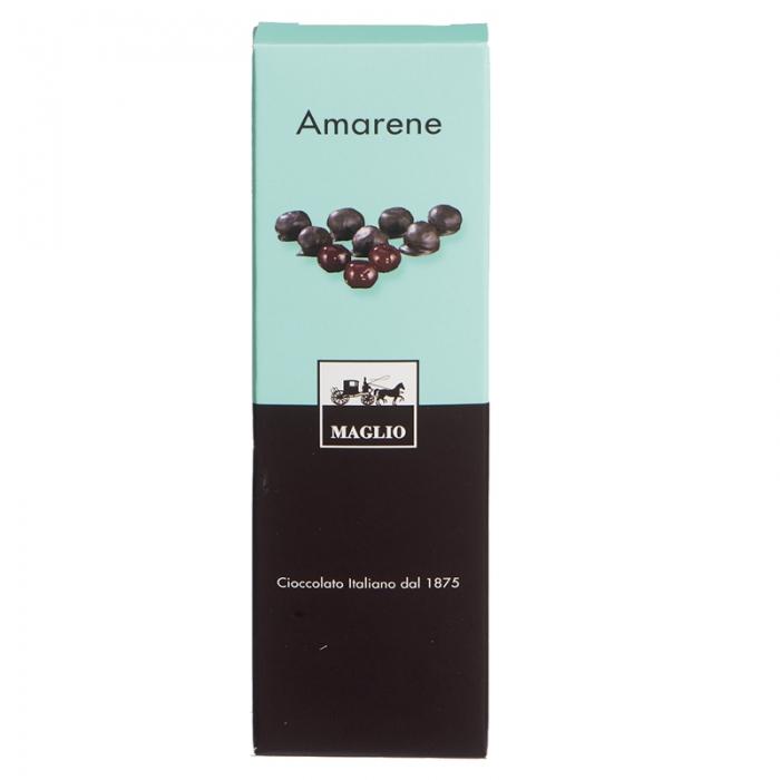 Amarene ricoperte di cioccolato gr.80