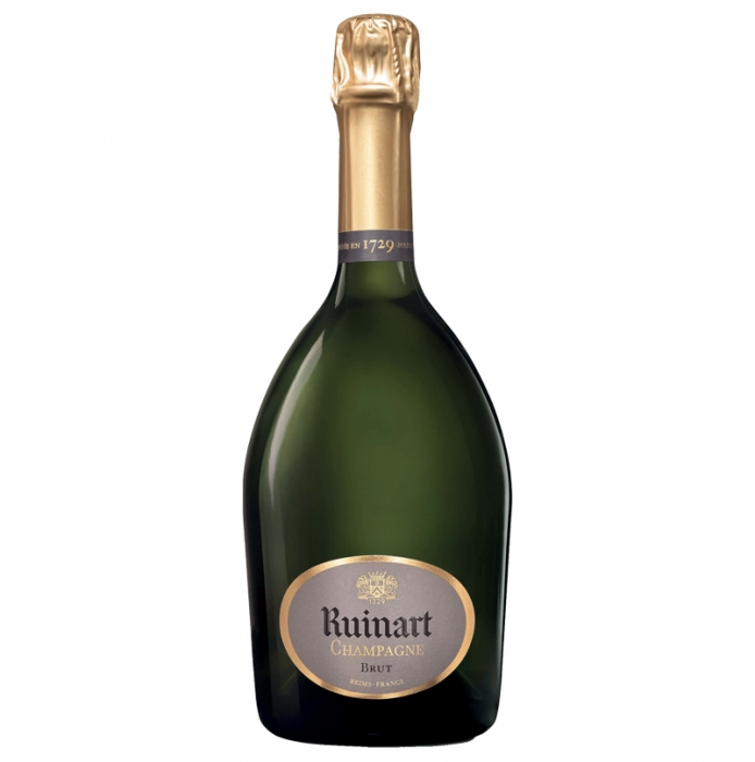 Ceste di Natale con champagne