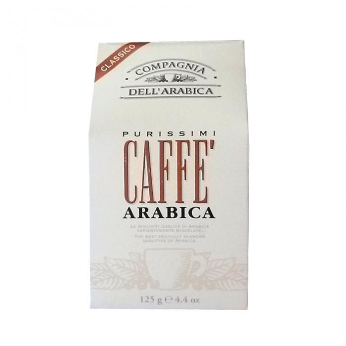 Confezioni regalo con caffè arabica