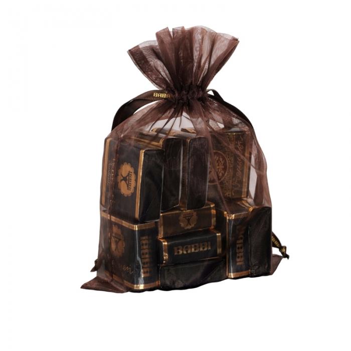 Wafers Babbi alla vaniglia e ricoperti di cioccolato