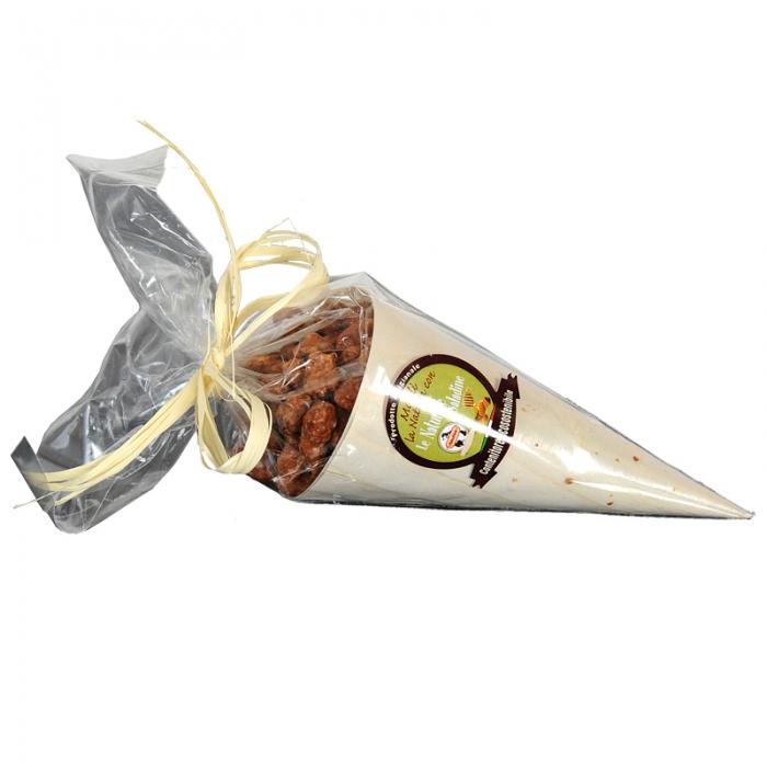 Arachidi pralinate in cono 125 g