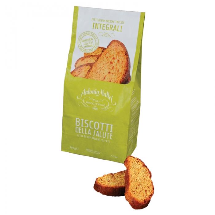 Biscotti integrali della salute