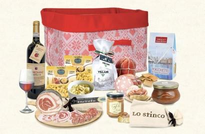 confezione alimentare natalizia il norcino maletti store online