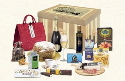 confezione alimentare natalizia pandora maletti store online