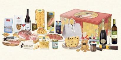 confezione alimentare natalizia la dolce vita maletti store online